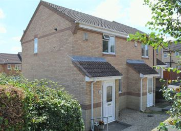 Thumbnail 2 bed end terrace house for sale in Adams Close, Peasedown St. John, Bath