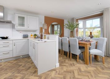 """Thumbnail 4 bedroom detached house for sale in """"Avondale"""" at Heol Sirhowy, Caldicot"""