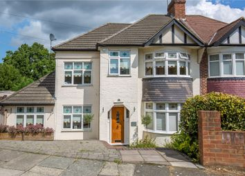 Thumbnail 4 bed semi-detached house for sale in Dene Road, East Barnet