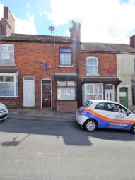 Thumbnail 2 bed terraced house to rent in Moss Street, Stoke-On-Trent