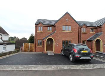 Thumbnail 4 bedroom detached house for sale in Himley Road, Gornal Wood