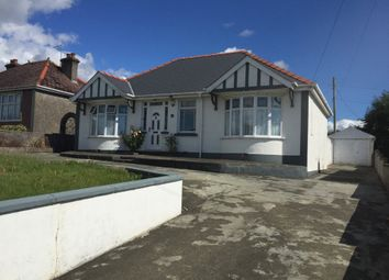 Thumbnail 3 bed bungalow to rent in New Road, Haverfordwest, Pembrokeshire