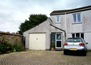 Thumbnail 3 bed semi-detached house for sale in Lower Redannick, Truro