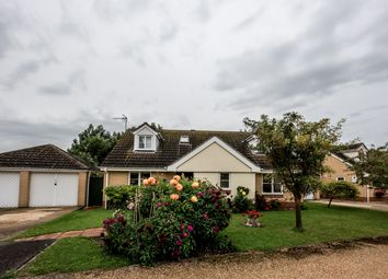 Thumbnail 4 bedroom detached house for sale in Orchard End, Rampton, Cambridge