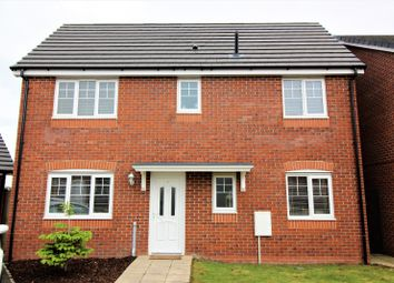 Thumbnail 3 bedroom detached house for sale in Housman Close, Blackpool