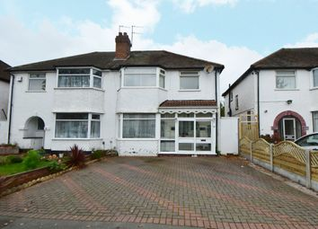 3 bed semi-detached house for sale in Brooklands Road, Hall Green, Birmingham B28