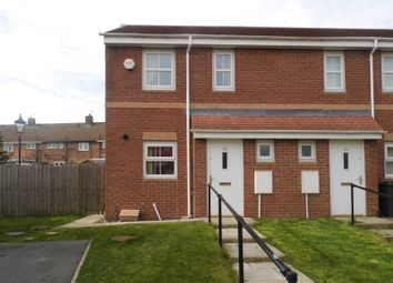 Thumbnail 2 bedroom property to rent in Parkside Gardens, Widdrington, Morpeth