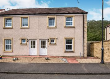 Thumbnail 3 bedroom semi-detached house for sale in High Street, Airth, Falkirk