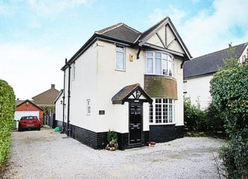 Thumbnail 3 bed detached house for sale in Chesterfield Road, Eckington, Sheffield, Derbyshire