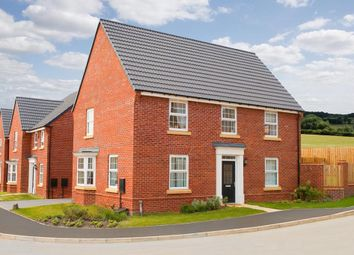 "Thumbnail 4 bed detached house for sale in ""Cornell"" at Stoke Road, Poringland, Norwich"