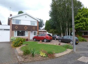 Thumbnail 4 bed detached house to rent in Garman Close, Great Barr