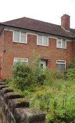 Thumbnail 2 bed semi-detached house for sale in Audley Road, Birmingham, West Midlands