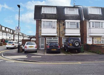 Thumbnail 4 bed end terrace house for sale in Colman Road, London