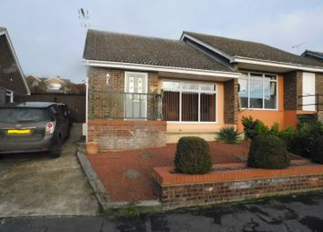 Thumbnail 2 bed semi-detached bungalow for sale in Millfield Avenue, Stowmarket