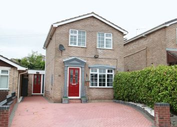 Thumbnail 3 bed detached house for sale in Meriden Road, Clayton, Newcastle-Under-Lyme