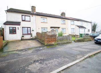 Thumbnail 3 bed end terrace house for sale in Coombe Road, Maidstone