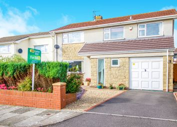 Thumbnail 5 bed detached house for sale in Pintail Close, Porthcawl