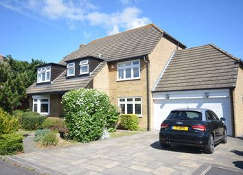 Thumbnail 5 bed country house for sale in Wakerfield Close, Emerson Park, Hornchurch, Essex