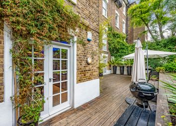 Thumbnail 3 bed flat for sale in Aberdeen Park, London