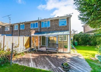 Thumbnail 3 bed end terrace house for sale in Undermill Road, Upper Beeding, Steyning, West Sussex