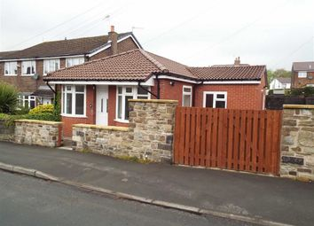 Thumbnail 3 bed detached bungalow to rent in Bolton Road North, Ramsbottom, Greater Manchester