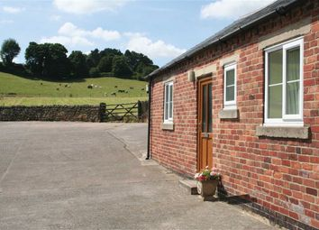 Thumbnail 2 bed barn conversion to rent in Chevin Road, Belper, Derbyshire