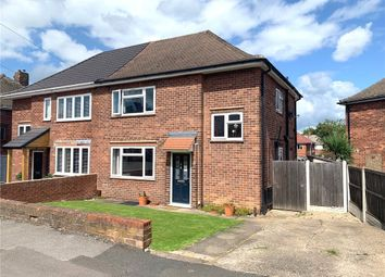 Thumbnail 4 bed semi-detached house for sale in Berle Avenue, Heanor