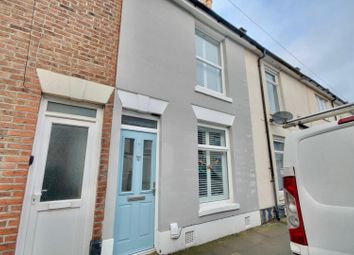 Thumbnail 2 bed terraced house for sale in Brompton Road, Southsea