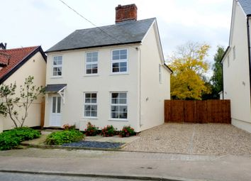 Thumbnail 3 bed detached house for sale in Bolton Street, Lavenham, Sudbury