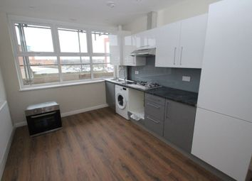 Thumbnail 1 bedroom flat to rent in Vaughan Way, Leicester, Leicestershire