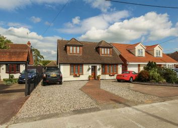 Thumbnail 4 bed detached house for sale in Louvaine Avenue, Wickford