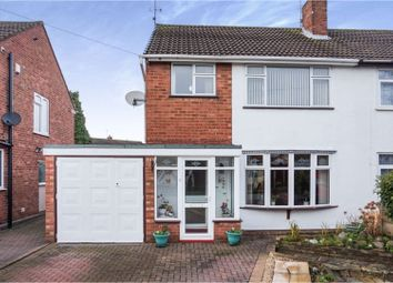 3 bed semi-detached house for sale in Claydon Road, Kingswinford DY6