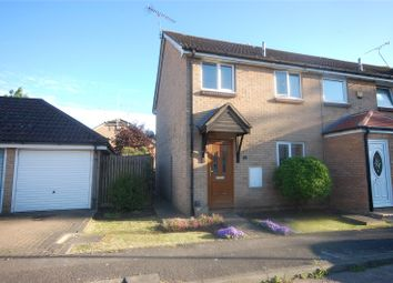 Thumbnail 3 bed end terrace house for sale in Langford Grove, Basildon, Essex