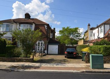 Thumbnail 3 bedroom property for sale in Ventnor Drive, London