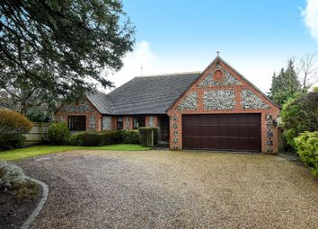 Thumbnail 3 bed bungalow for sale in Ockham Road South, East Horsley, Leatherhead
