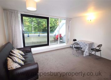 Thumbnail 1 bed flat to rent in Rowley Way, St John's Wood