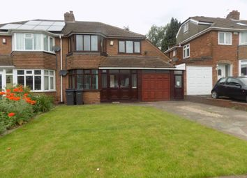 Thumbnail 4 bed property to rent in Cartwright Road, Sutton Coldfield, Sutton Coldfield