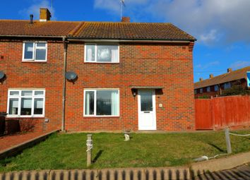 Thumbnail 3 bed end terrace house for sale in Keymer Close, Eastbourne
