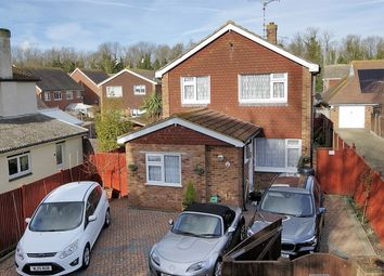 Thumbnail 3 bed detached house for sale in Orchard Road, Herne Bay, Kent