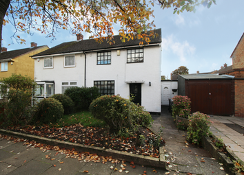 Thumbnail 2 bed semi-detached house for sale in Hartshill Road, Shard End, Birmingham, West Midlands