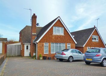 Thumbnail 3 bed detached house for sale in Willingdon Park Drive, Eastbourne