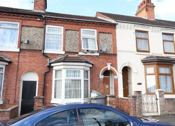 Thumbnail 3 bed terraced house for sale in Melton Road, Wellingborough