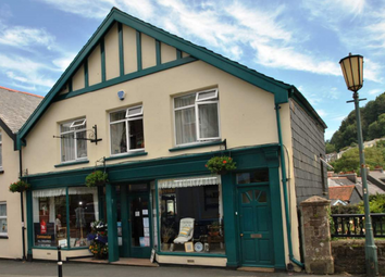 Thumbnail Retail premises for sale in Lee Road, Lynton, Devon