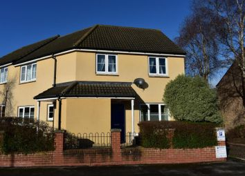 Thumbnail 2 bedroom flat for sale in Northfield Court, French Weir, Taunton, Somerset