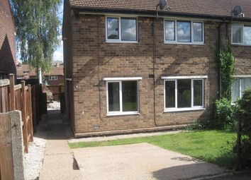 Thumbnail 3 bedroom semi-detached house to rent in Springfield Avenue, Shirebrook, Mansfield