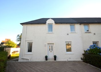 Thumbnail 3 bed semi-detached house for sale in East Barns Street, Clydebank, West Dunbartonshire