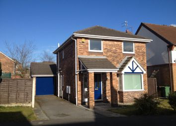 Thumbnail 3 bed detached house to rent in Spindlewood Road, Ince