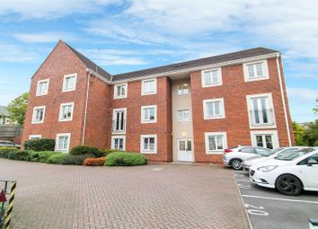 Thumbnail 2 bed flat for sale in Railway View, Hednesford, Cannock