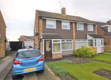 Thumbnail 3 bed semi-detached house for sale in Derwent Avenue, Woodlesford, Leeds, West Yorkshire