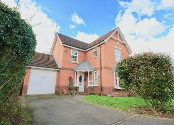 Thumbnail 3 bed detached house for sale in Kerris Way, Binley, Coventry